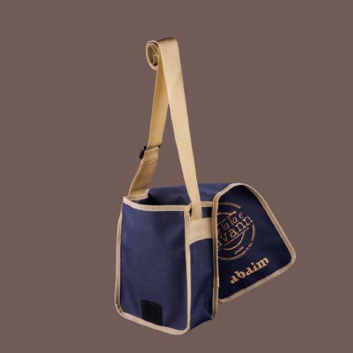 shoulder bag O ti le la la e ravann ( dark blue)