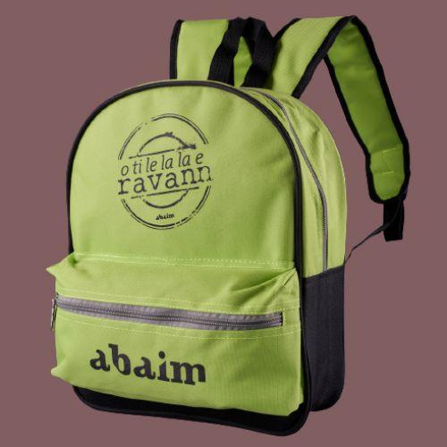 Backpack O ti le la la e Ravann (green)